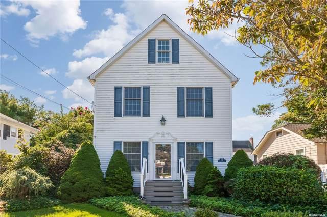 24 Brook Street, Sayville, NY 11782 (MLS #3339458) :: Carollo Real Estate
