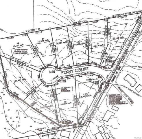 Lot 10 Penny Court, Monroe, NY 10950 (MLS #4542229) :: Mark Boyland Real Estate Team