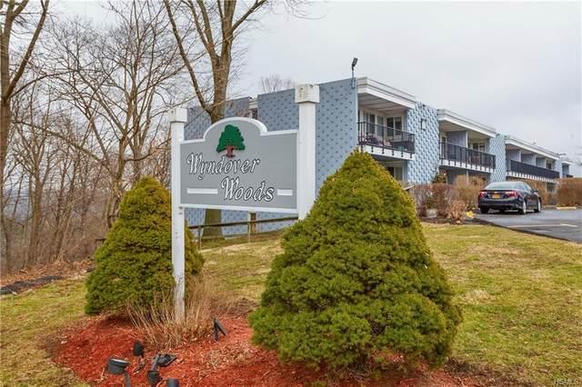 1 Wyndover Woods Lane #22, White Plains, NY 10603 (MLS #6018179) :: The Anthony G Team