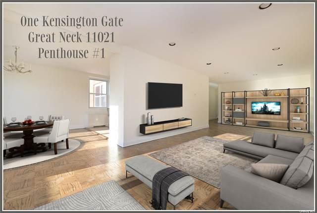 1 Kensington Gate Ph-1, Great Neck, NY 11021 (MLS #3271158) :: Howard Hanna Rand Realty