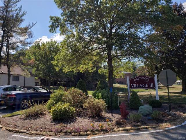 59 Kirby Close B, Yorktown Heights, NY 10598 (MLS #5074231) :: The Anthony G Team