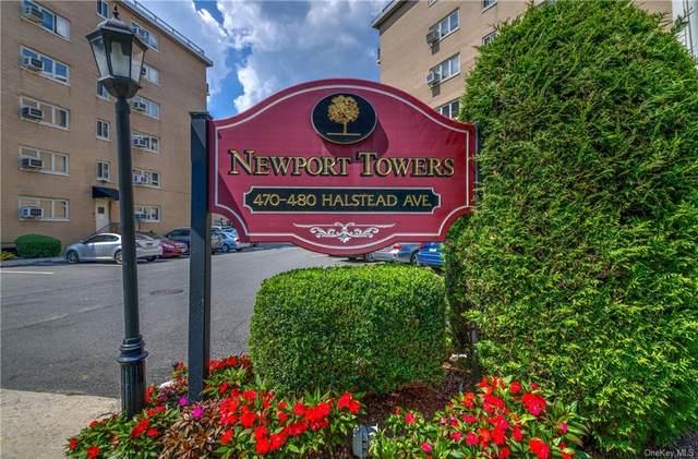 480 Halstead Avenue 6S, Harrison, NY 10528 (MLS #H6135407) :: Cronin & Company Real Estate