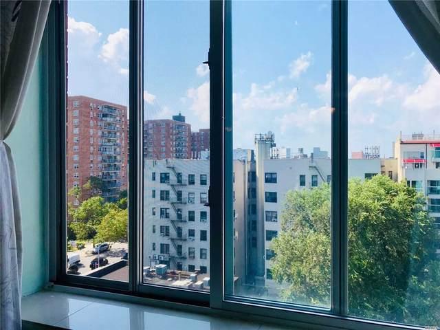 140-14 Cherry Avenue 8A, Flushing, NY 11355 (MLS #3233237) :: Mark Seiden Real Estate Team