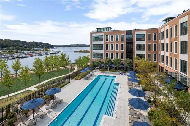 100 Garvies Point Road #1332, Glen Cove, NY 11542 (MLS #3265348) :: Signature Premier Properties