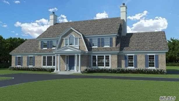 34-Lot 2 Middle Hollow Road, Lloyd Harbor, NY 11743 (MLS #3146361) :: Signature Premier Properties
