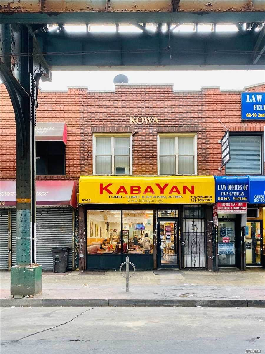 69-12 Roosevelt Avenue - Photo 1