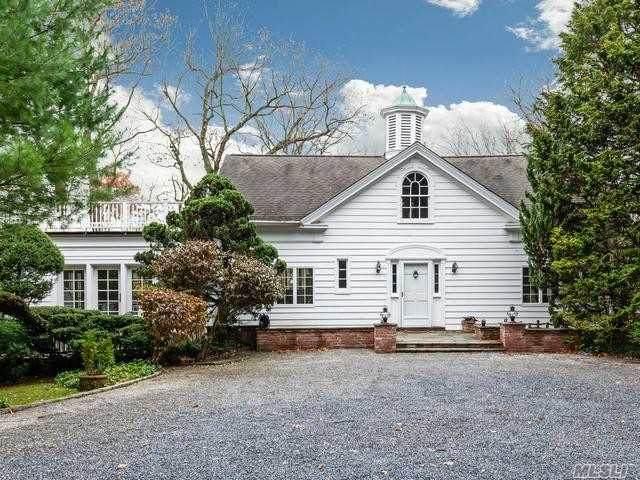 1410 Ridge Road, Laurel Hollow, NY 11791 (MLS #3181702) :: Signature Premier Properties