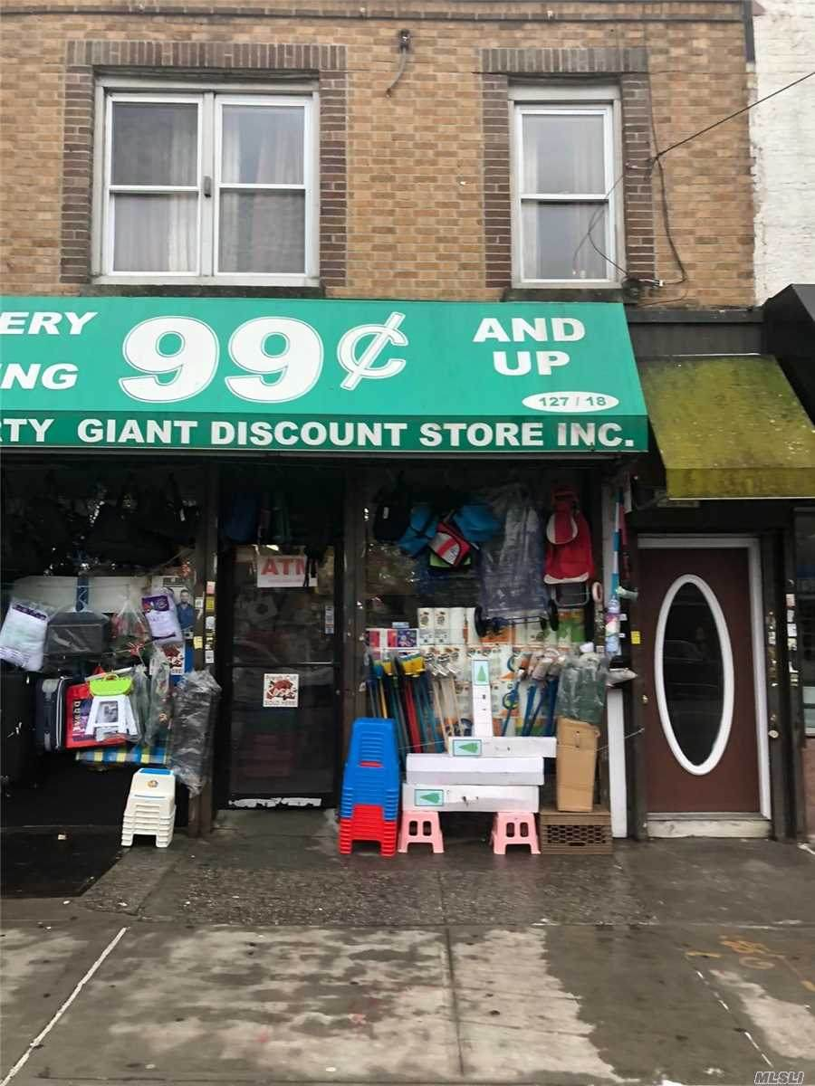 127-18 Liberty Avenue - Photo 1
