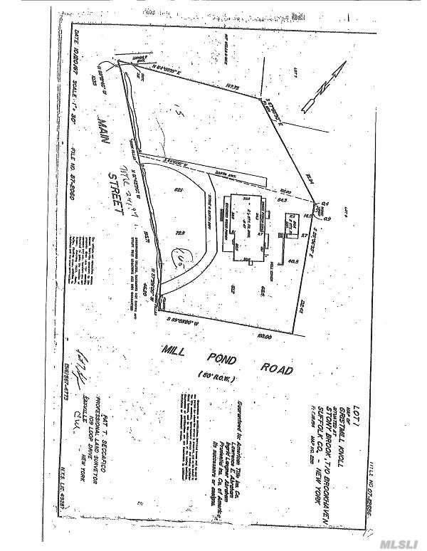 47 Main Street, Stony Brook, NY 11790 (MLS #3197600) :: Keller Williams Points North