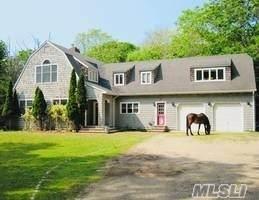 46 Red Dirt Rd, East Hampton, NY 11937 (MLS #3210904) :: Signature Premier Properties