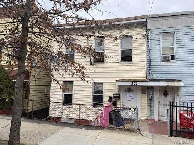 1502 Rosedale, Bronx, NY 10460 (MLS #3216820) :: Mark Boyland Real Estate Team