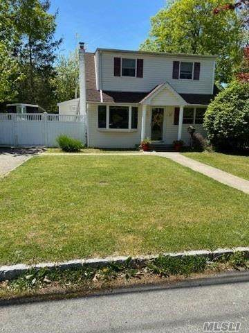 203 Trouville Rd, Copiague, NY 11726 (MLS #3216986) :: Cronin & Company Real Estate