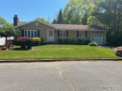 18 Arleen Ave, Holbrook, NY 11741 (MLS #3217409) :: Cronin & Company Real Estate