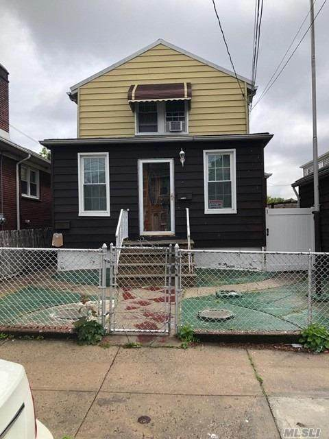 90-40 Silver Road, S. Ozone Park, NY 11420 (MLS #3219706) :: William Raveis Legends Realty Group