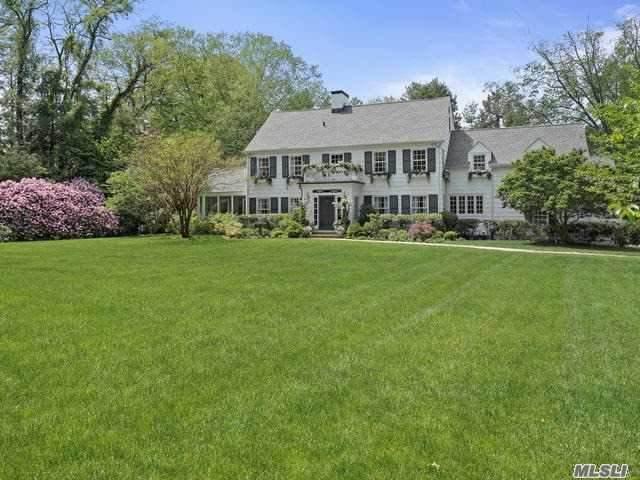 37 Wood Acres Road, Brookville, NY 11545 (MLS #3229426) :: Kendall Group Real Estate | Keller Williams
