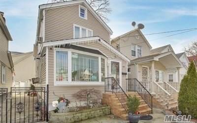 116-16 111 Avenue, S. Ozone Park, NY 11420 (MLS #3242205) :: Frank Schiavone with William Raveis Real Estate