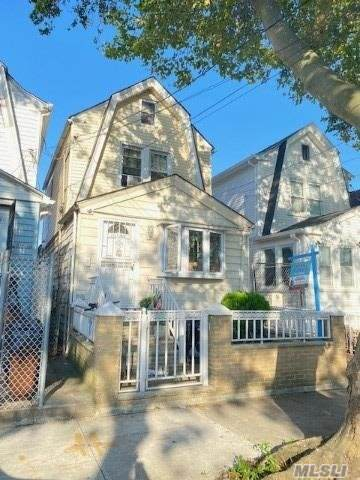 94-07 133rd Street, Richmond Hill, NY 11418 (MLS #3244462) :: Nicole Burke, MBA | Charles Rutenberg Realty