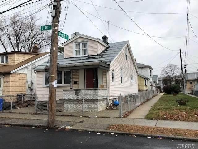 1161 E 88th St, Canarsie, NY 11236 (MLS #3253744) :: Nicole Burke, MBA | Charles Rutenberg Realty