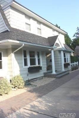 205 Pomander Road, Mineola, NY 11501 (MLS #3259575) :: Nicole Burke, MBA | Charles Rutenberg Realty