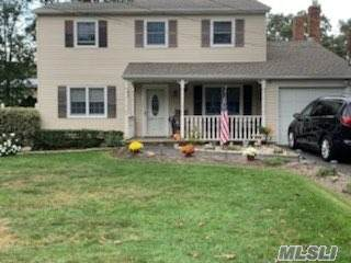 54 Forrestall Drive, Mastic, NY 11950 (MLS #3261207) :: William Raveis Baer & McIntosh