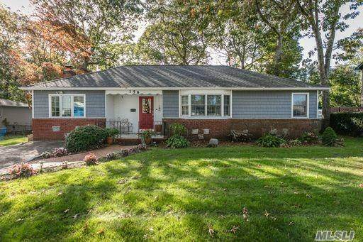 158 Phyllis Drive, Patchogue, NY 11772 (MLS #3261990) :: Signature Premier Properties