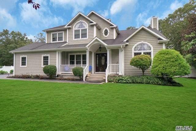 6 Sommerset Drive, Yaphank, NY 11980 (MLS #3263758) :: Nicole Burke, MBA | Charles Rutenberg Realty