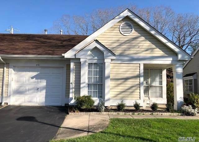 291 Glen Drive, Ridge, NY 11961 (MLS #3271005) :: Mark Boyland Real Estate Team