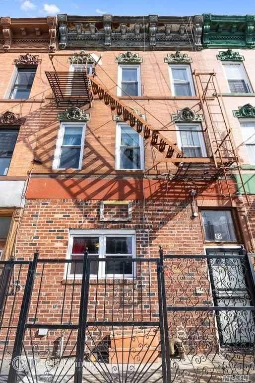 49 Rockaway Avenue, Brooklyn, NY 11233 (MLS #3282632) :: Kevin Kalyan Realty, Inc.