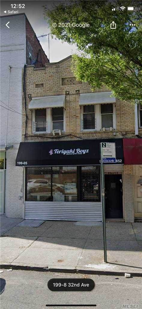 199-05 32nd Ave, Flushing, NY 11358 (MLS #3282970) :: Frank Schiavone with William Raveis Real Estate