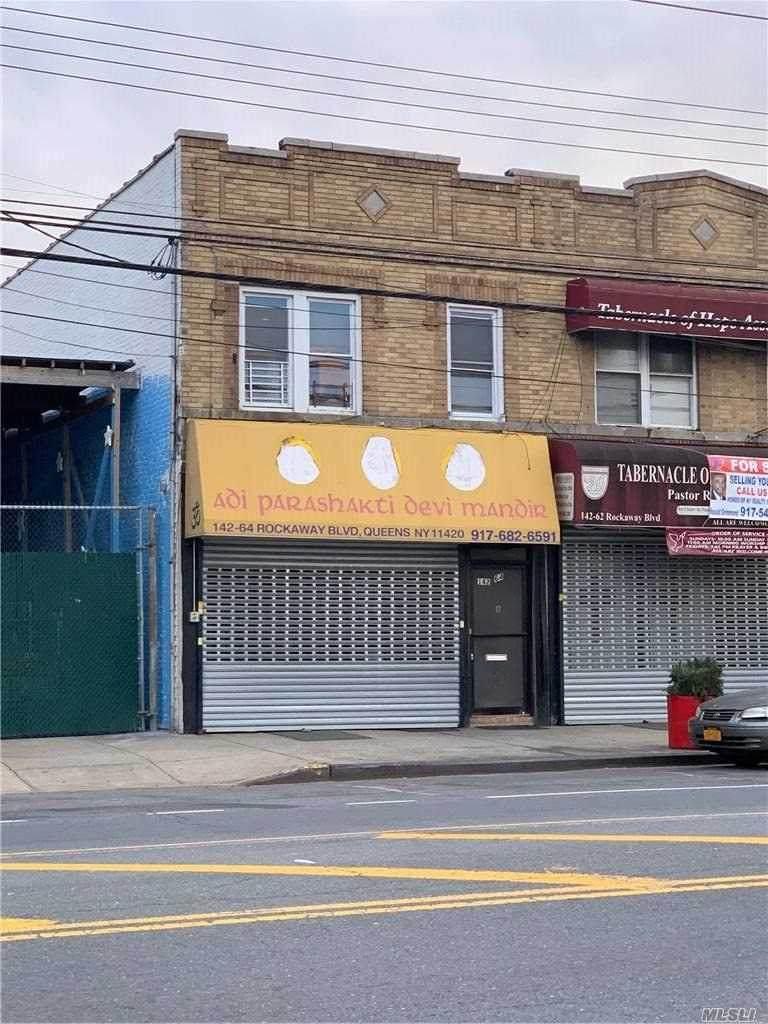 142-64 Rockaway Boulevard - Photo 1