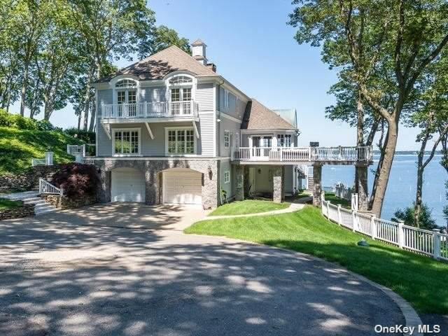 14 Lloydhaven Drive, Lloyd Harbor, NY 11743 (MLS #3301646) :: Keller Williams Points North - Team Galligan
