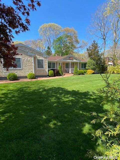 142 Brook Road, Westhampton Bch, NY 11978 (MLS #3310263) :: Signature Premier Properties
