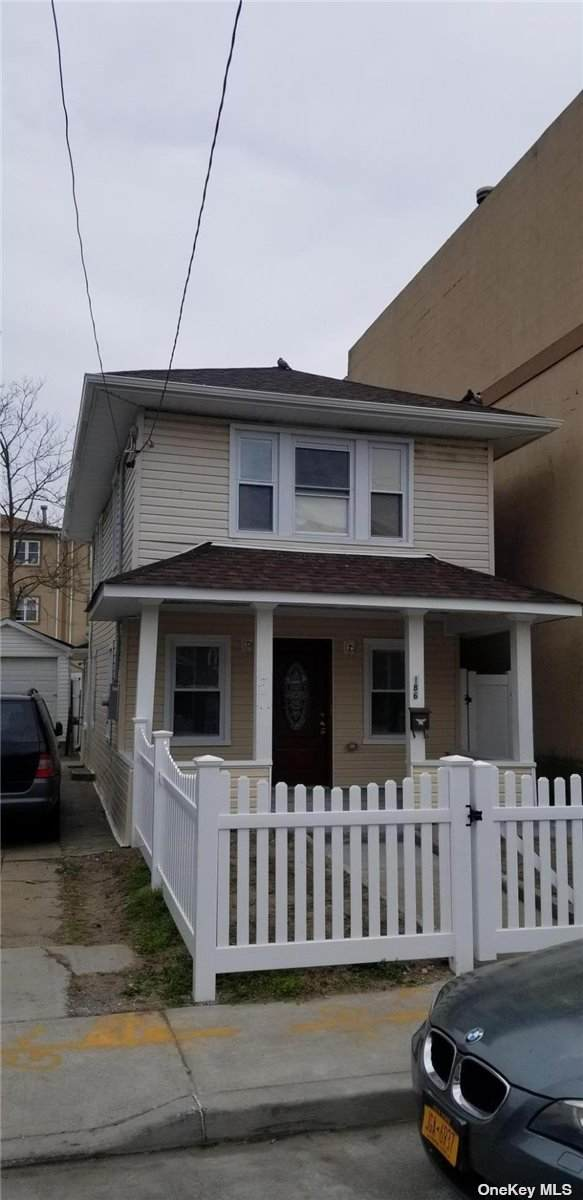 186 Beach 27th Street, Far Rockaway, NY 11691 (MLS #3310406) :: Carollo Real Estate