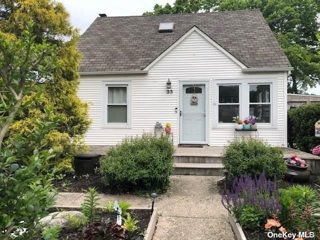 33 Manor Drive, Shirley, NY 11967 (MLS #3318277) :: RE/MAX RoNIN