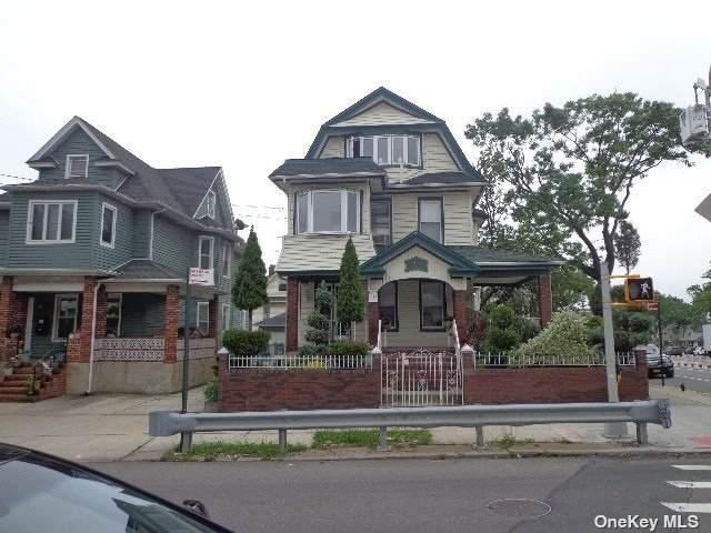 93-10 Park Lane, Woodhaven, NY 11421 (MLS #3318496) :: Carollo Real Estate