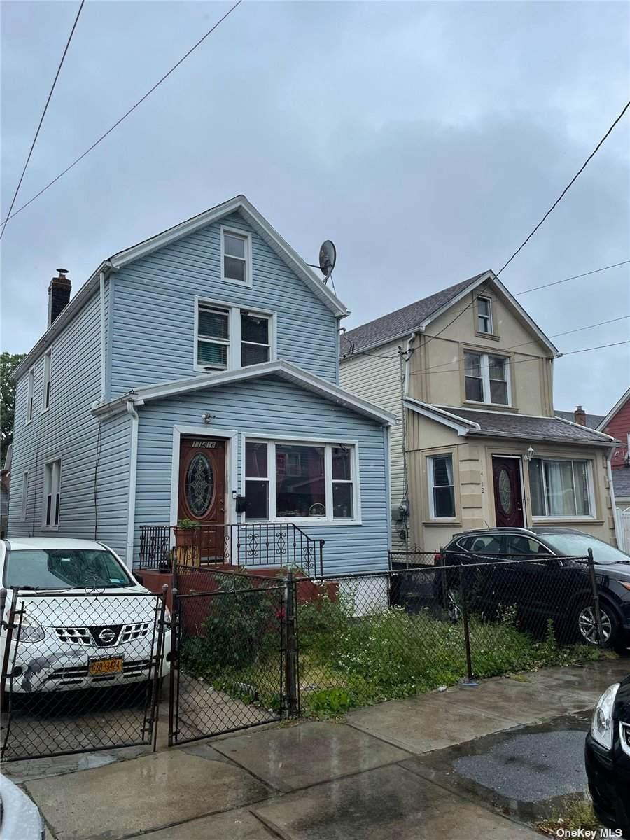 114-16 127 Street - Photo 1