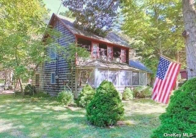 351 Old Stone Highway, East Hampton, NY 11937 (MLS #3320496) :: Carollo Real Estate