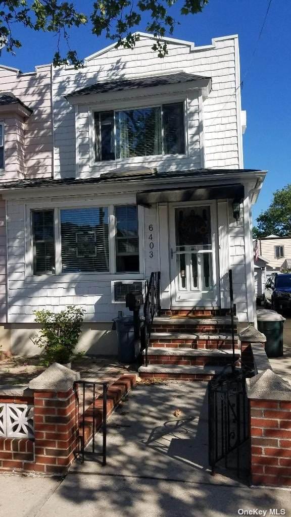 64-03 60th Road, Maspeth, NY 11378 (MLS #3321615) :: Carollo Real Estate