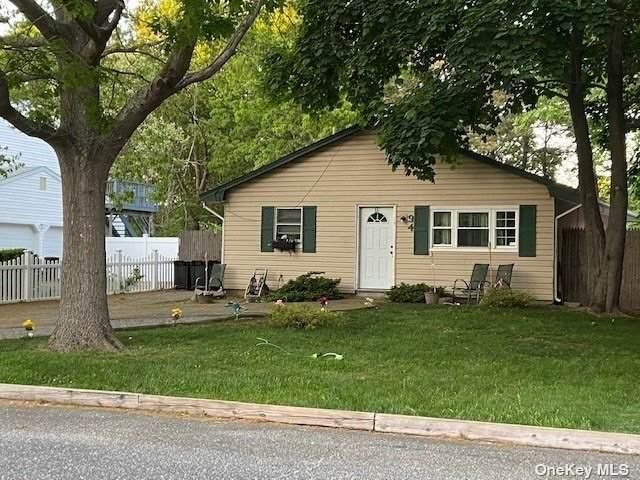 94 Grand Avenue, Shirley, NY 11967 (MLS #3322168) :: Corcoran Baer & McIntosh