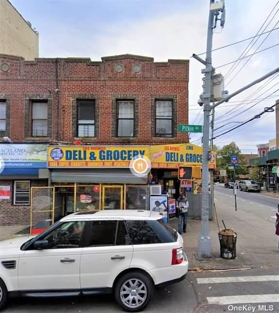 2766 Pitkin Avenue, E. New York, NY 11208 (MLS #3332405) :: McAteer & Will Estates   Keller Williams Real Estate
