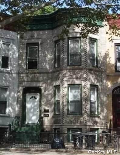 309 Bainbridge Street, Stuyvesant Hts, NY 11233 (MLS #3335237) :: Team Pagano