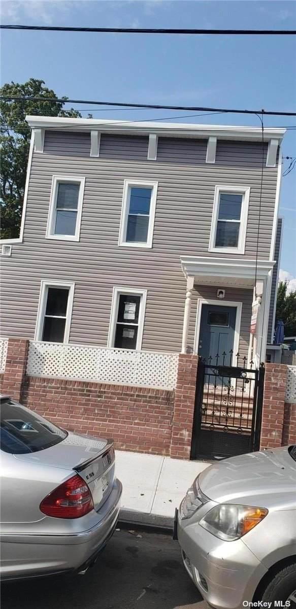 79 Glen Street, Cypress Hills, NY 11208 (MLS #3345766) :: Cronin & Company Real Estate
