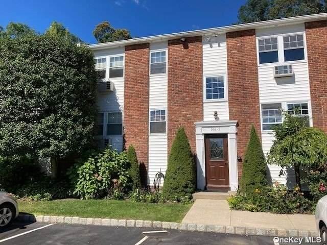 146 Church Street 3C, Kings Park, NY 11754 (MLS #3349887) :: Cronin & Company Real Estate