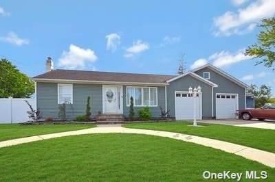 48 Leibrock Avenue, Lindenhurst, NY 11757 (MLS #3353372) :: Carollo Real Estate