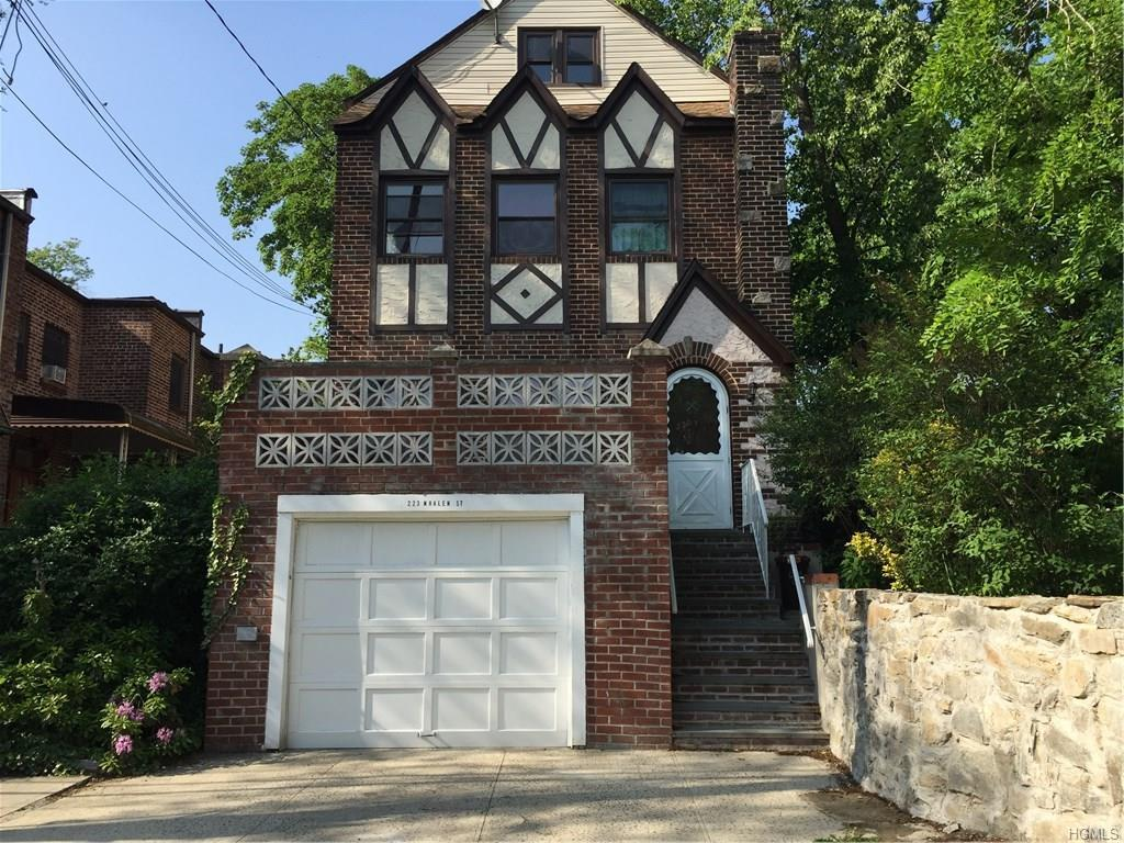 223 Whalen Street, Bronx, NY 10471 (MLS #4624132) :: William Raveis Legends Realty Group