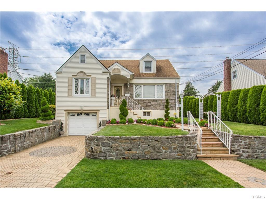 61 Remsen Road, Yonkers, NY 10710 (MLS #4630725) :: William Raveis Legends Realty Group