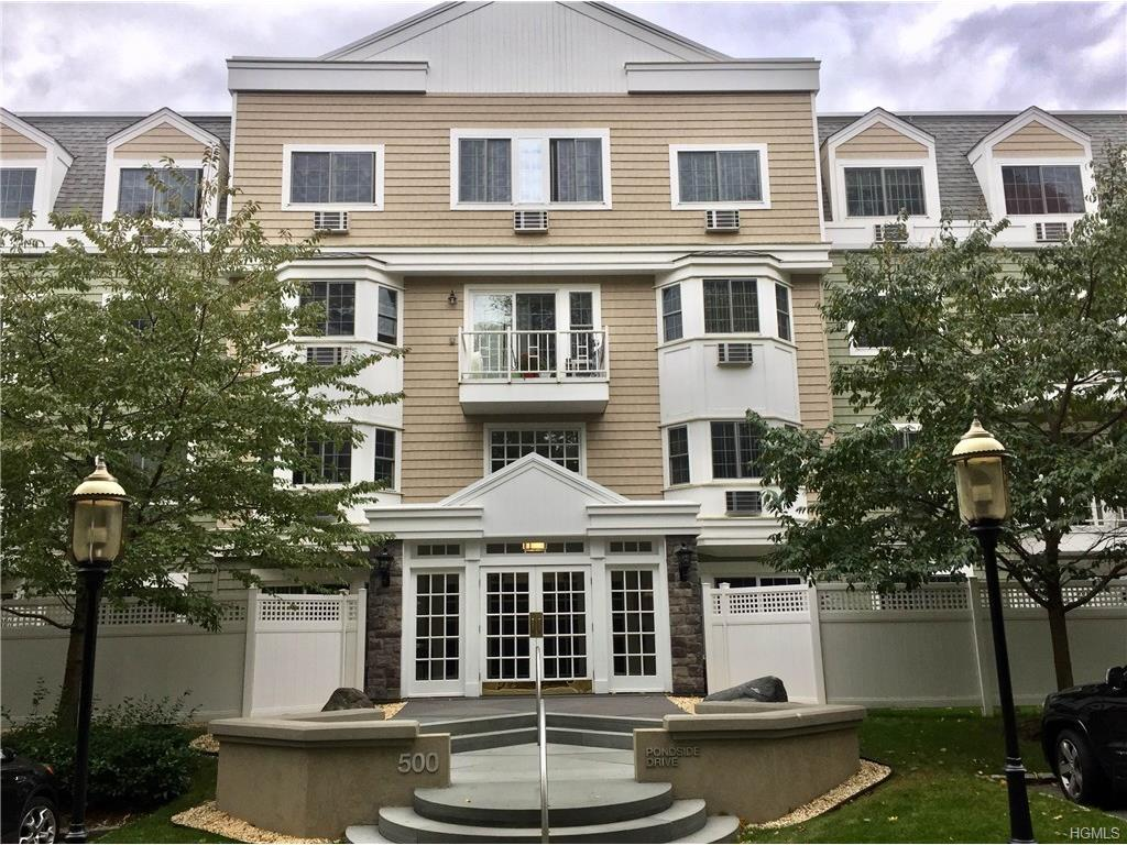 500 Pondside Drive 3B, White Plains, NY 10607 (MLS #4710594) :: William Raveis Legends Realty Group