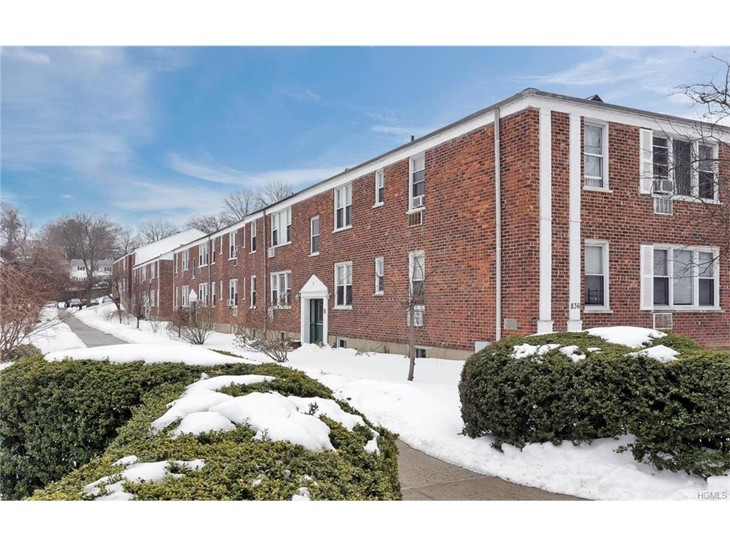 836 Palisade Avenue 4 1-E, Yonkers, NY 10703 (MLS #4711297) :: William Raveis Legends Realty Group