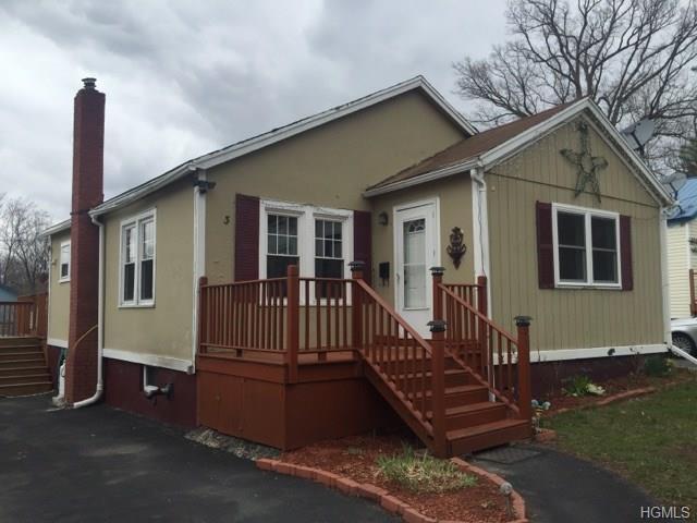 3 Hill Street, Ellenville, NY 12428 (MLS #4809379) :: Michael Edmond Team at Keller Williams NY Realty