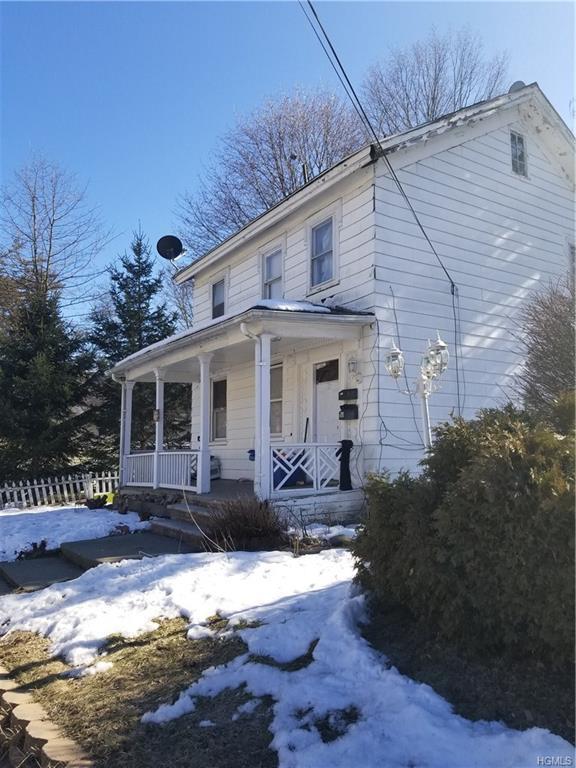 27 Canal Street, Ellenville, NY 12428 (MLS #4811115) :: Michael Edmond Team at Keller Williams NY Realty